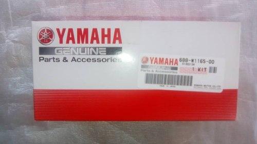 Kit De Biela Para Motor 75hp Yamaha (200 Americanos)