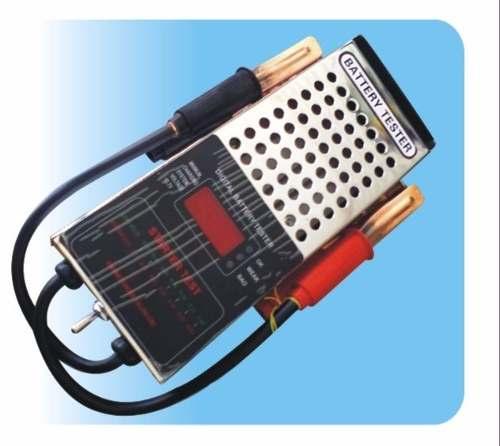 Probador De Carga De Bateria Digital Km