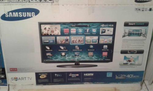 Tv Led Samsung Smart Tv 40 Oferta Negociable