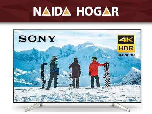 Tv Smartv Led Sony 65p 4k. Somos Tienda Fisica En Caracas