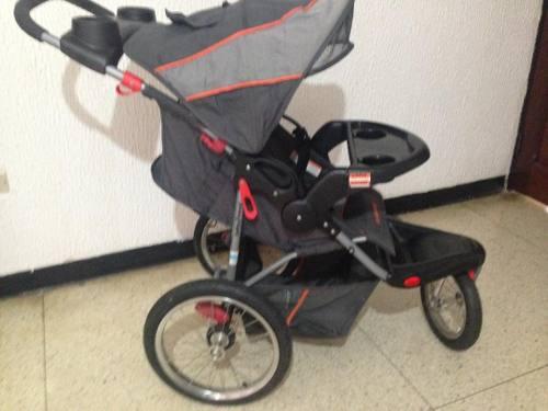 Coche 3 Ruedas Baby Trend