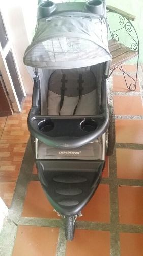 Coche Baby Trend Expedition 3 Ruedas