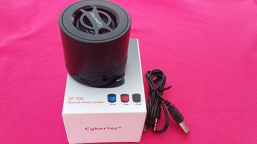 Corneta Bluetooth Sp- 100 Wireless Spaker