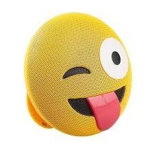 Corneta Emoji Portatil Con Bluetooth