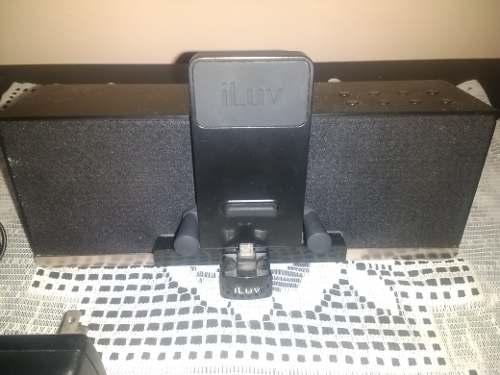 Corneta Iluv Con Bluetooth