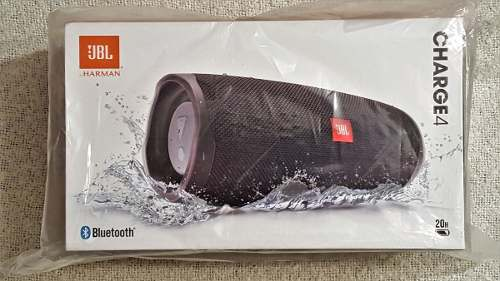 Corneta Portatil Bluetooth Jbl Charge 4 Original 100%