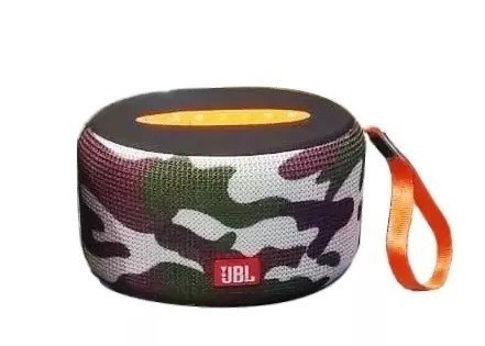 Corneta Portatil Jbl Bt8 Bluetooth Aux Pendrive Portatil