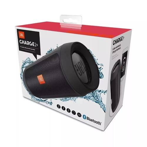 Corneta Portatil Jbl Charge 2+, Bluetooth, Micro Sd