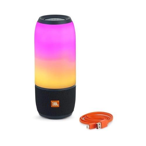 Corneta Portatil Jbl Pulse 3, Flash Light,bluetooth,micro Sd