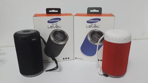 Corneta Portatil Samsung Level S6, Bluetooth, Micro Sd