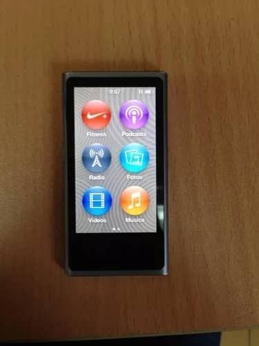 Ipod Nano 7 Generacion 16 Gb D Memoria