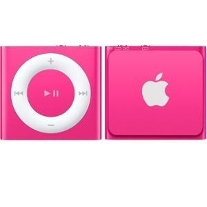 Ipod Shuffle 2 Gb 4ta Generacion Rosado Original