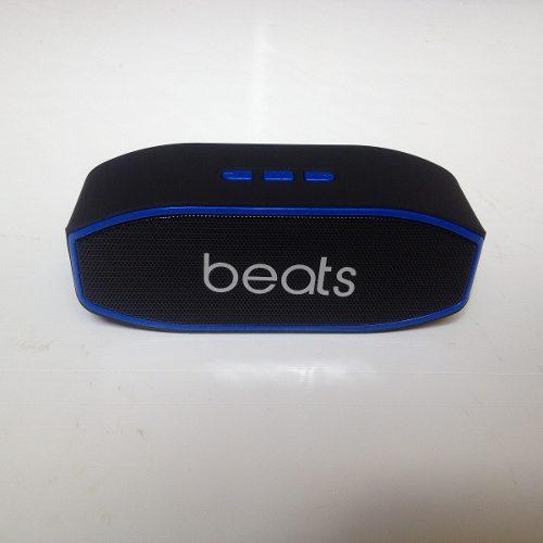 Mini Corneta Speaker Inalambrica Bluetooth Micro Sd- Usb