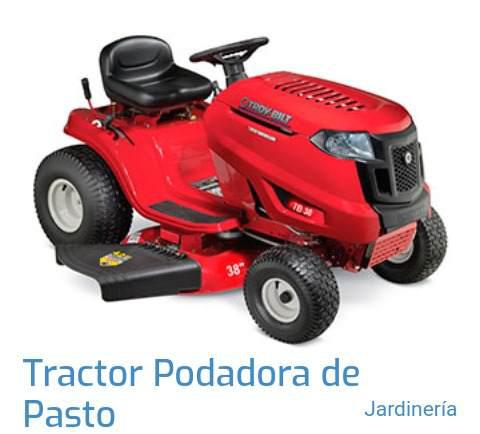 Cauchos Para Tractor Maquina Podadora De Jardin