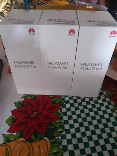 Huawei Mate 10 Lite Nuevo 64 Gb 18mp Dual Octa Core 300verd