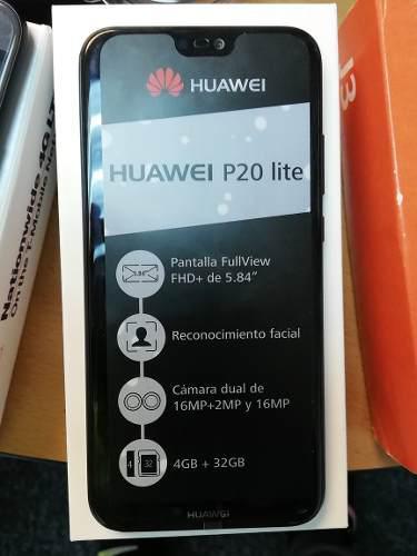 Huawei P20 Lite Nuevo Tienda Garantía