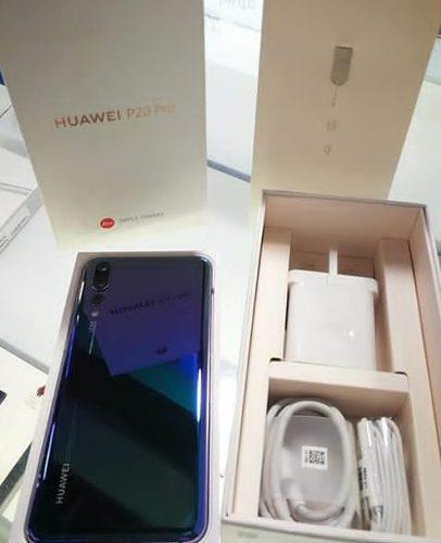 Huawei P20 Pro Original Y Nuevo Liberado