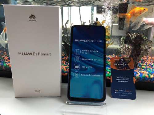 Huawei Psmart 2019 3gb De Ram Y 32gb De Rom Ccct 205