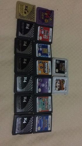 Juegos Y Memoria R4 Para Ds Y 3ds. Leer Y Pregunte Disponibi