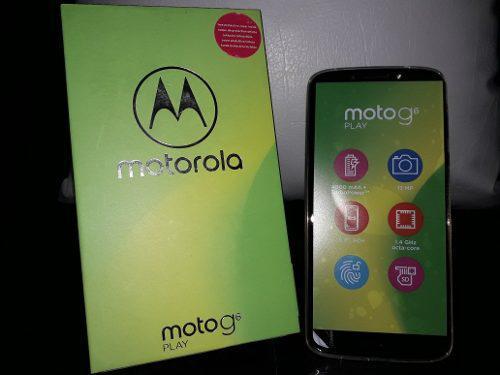 Motorola Moto G6 Play. 3+32gb! Nuevo! Garantia! Oferta!