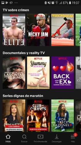 Netflix Y Spotify Sin Caidas!!