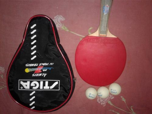 Raqueta De Tenis De Mesa (Ping Pong) Stiga Always No. 1