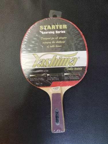 Raquetas De Tenis De Mesa Yashima Starter Learning Series