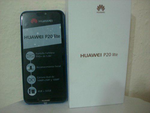 Telefono Huawei P20 Lite