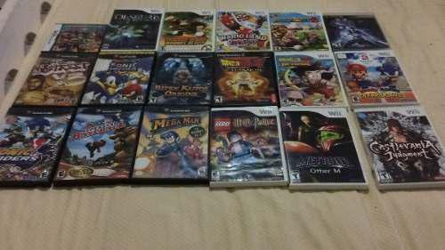 Vendo O Cambio Juegos De Gamecube, Wii Y Ps3