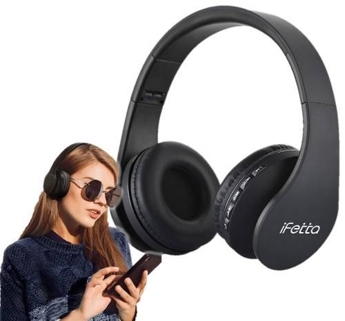 Audifono Bluetooth, Musica, Micro Sd Microfono, Nuevo