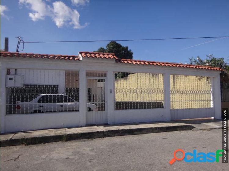 Casa en Venta en Barquisimeto 19-3805 RBR