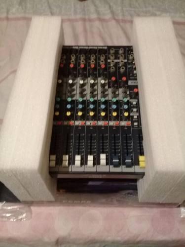Consola De Audio Pasiva De 6 Canales Nueva De Paquete