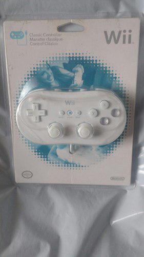 Control Clásico Para Wii