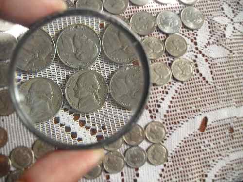 Lote De Monedas Antigua