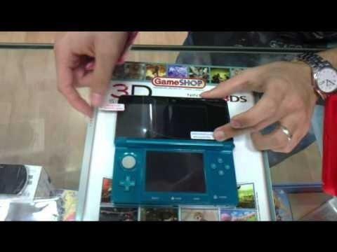 Protector De Pantalla Nintendo 3ds
