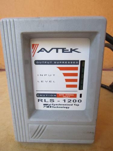 Regulador De Voltaje Protector P/computadora Avtek Rls