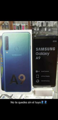 Samsung A9 100% Nuevos Somos Tienda Fisica