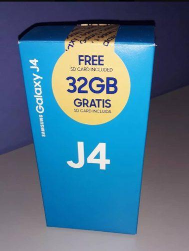Samsung Galaxy J4 ¡ Somos Tienda Fisica !