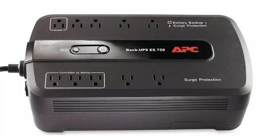 Ups Apc 750 Va 10 Tomas 450 Watts Be-750