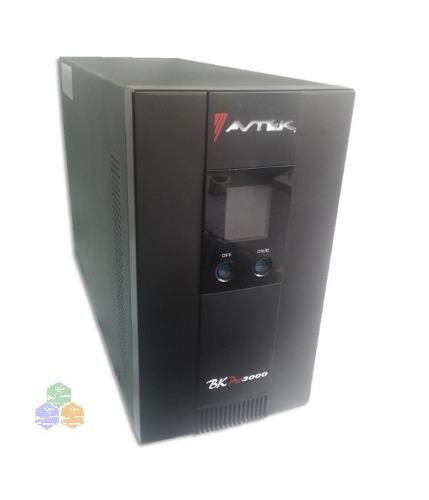 Ups Bk Pro  Va,220 Vac Regulador De Voltaje Avtek