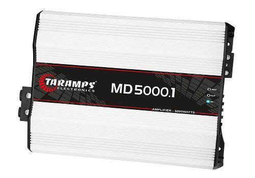 Amplificador Planta Taramps Md 5000 Solo En 1 Ohm 5000 W Rms