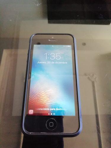 Apple Iphone 5 A Desbloequeado De Fabrica 16gb Negro.