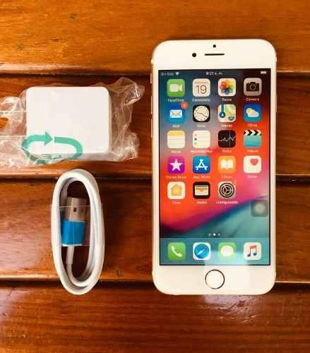 Apple Iphone 6s 16gb Gold Desbloqueado De Fabrica