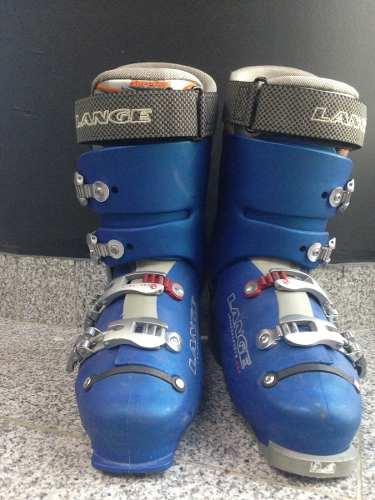 Botas Para Esquiar (esquí,ski) Marca Lange Talla 10,5