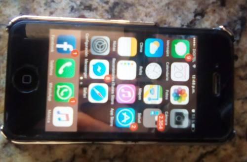 Iphone 4s De 32 Gb Liberado Para Todas Sin Detalles