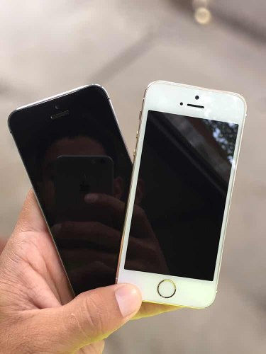Iphone 5s Gold Impecable 140vrds