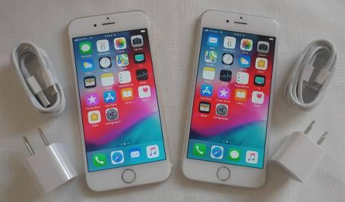 Iphone 6 16gb (210) 4g Lte Liberados Garantía Chacao