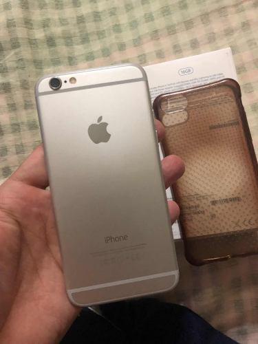 Iphone 6 16gb Silver Liberado Lte