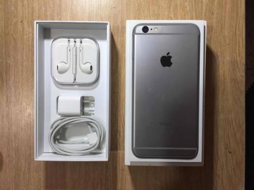 Iphone 6 Plus 128 Gb Accesorios En Su Caja Original