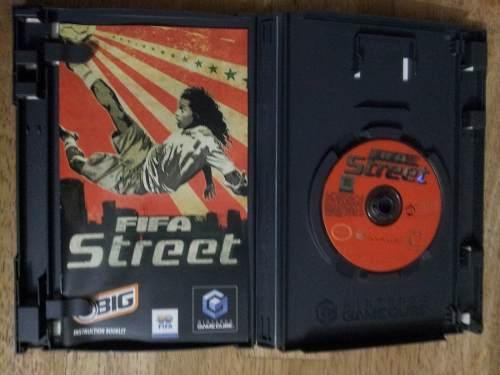 Juego Nintendo Game Cube Fifa Street